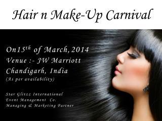 Hair n Make-Up Carnival