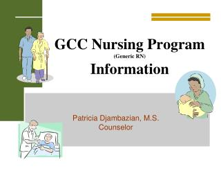 GCC Nursing Program (Generic RN) Information