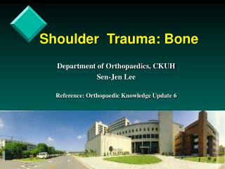 Shoulder  Trauma: Bone