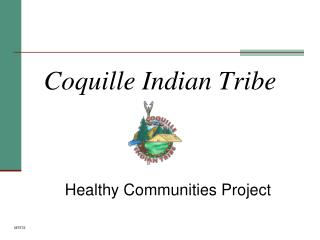 Coquille Indian Tribe