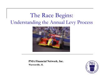 The Race Begins: Understanding the Annual Levy Process