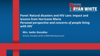 Hurricane Recovery: Lessons Learned