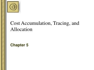 business joint cost allocation Chapter 16 cost allocation: joint products and byproducts 16­1 exhibit 16­1 presents many examples of joint.