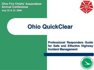 Ohio QuickClear