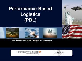 Performance-Based Logistics (PBL)