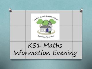 KS1 Maths Information Evening