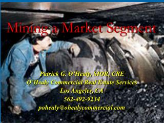 Mining a Market Segment