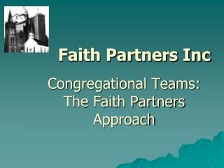 Faith Partners Inc
