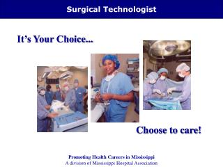 Surgical Technologist