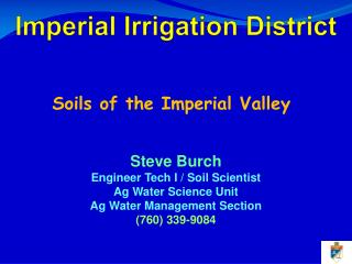 Imperial Irrigation District