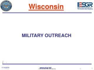 MILITARY OUTREACH