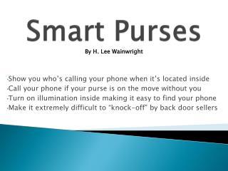 Smart Purses