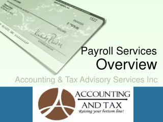 Accounting & Tax Advisory Services Inc