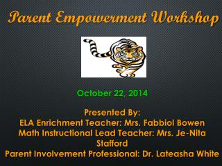 Parent Empowerment Workshop