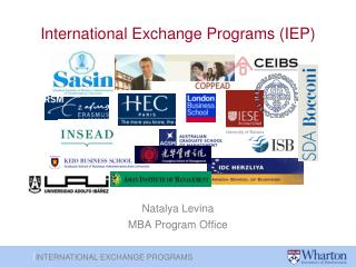 International Exchange Programs (IEP)