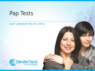 Pap Tests