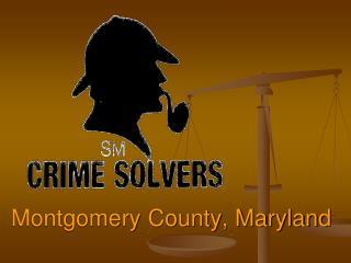 Montgomery County, Maryland