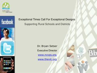 Exceptional Times Call For Exceptional Designs:  Supporting Rural Schools and Districts