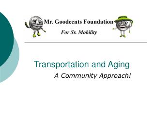Transportation and Aging
