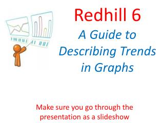 Redhill  6 A Guide to Describing Trends in Graphs
