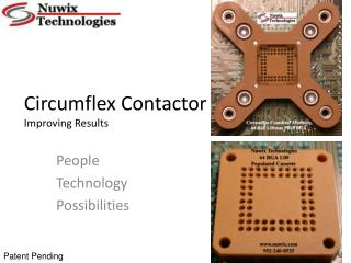 Circumflex Contactor Improving Results