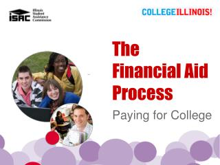 The Financial Aid Process
