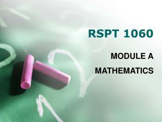 RSPT 1060