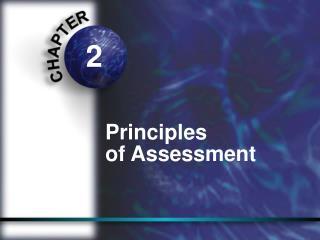 unit 007 principles of assessment