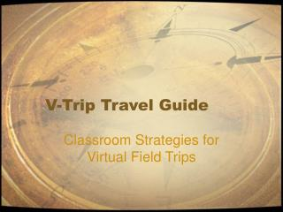 V-Trip Travel Guide