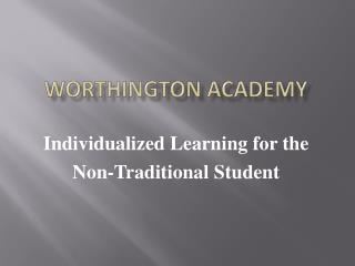 Worthington Academy