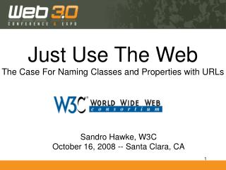 Just Use The Web The Case For Naming Classes and Properties with URLs