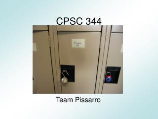 CPSC 344