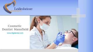Cosmetic Dentistry & Tooth Implants In Mansfield