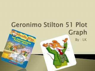 Geronimo Stilton 51 Plot Graph
