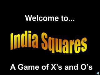 India Squares