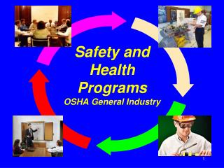 Safety and Health  Programs OSHA General Industry
