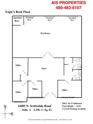 14405 N. Scottsdale Road