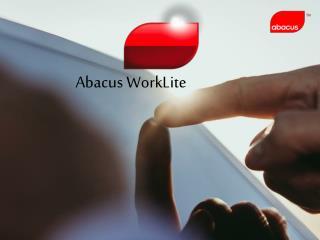 Abacus WorkLite