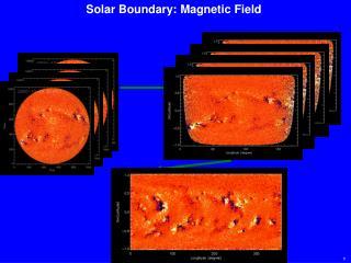 Solar Boundary: Magnetic Field