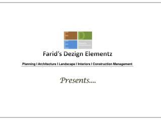 Farid's Dezign Elementz