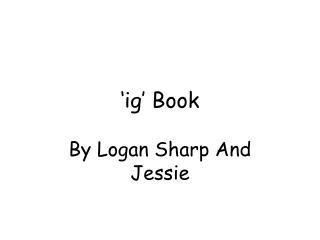 'ig' Book