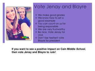 Vote  Jenay  and  Blayre