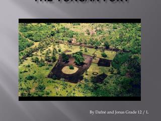 The tongan fort