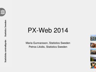 PX-Web 2014