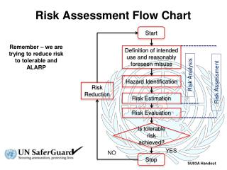 Risk Assessment Flow Chart