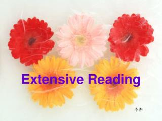 the effectiveness of extensive reading course Abstract several empirical studies and syntheses of extensive reading have concluded that extensive reading has positive impacts on language learning in second- and.