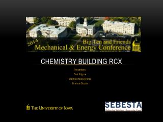 Chemistry Building RCx