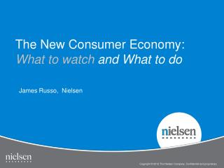 The New Consumer Economy: What to watch  and What to do