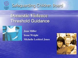 Domestic Violence Threshold Guidance