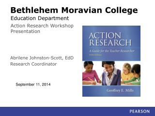 Bethlehem Moravian College